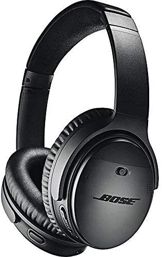 Bose QuietComfort 35 Wireless, Noise Cancelling